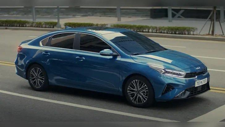 Kia Cerato 2021 nâng cấp mới chính thức ra mắt