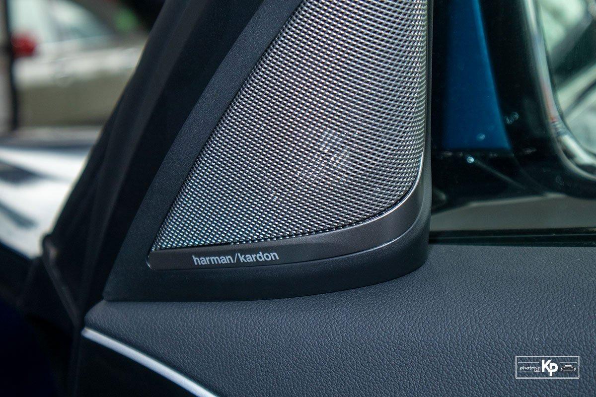 Ảnh Loa xe BMW 5-Series 2021