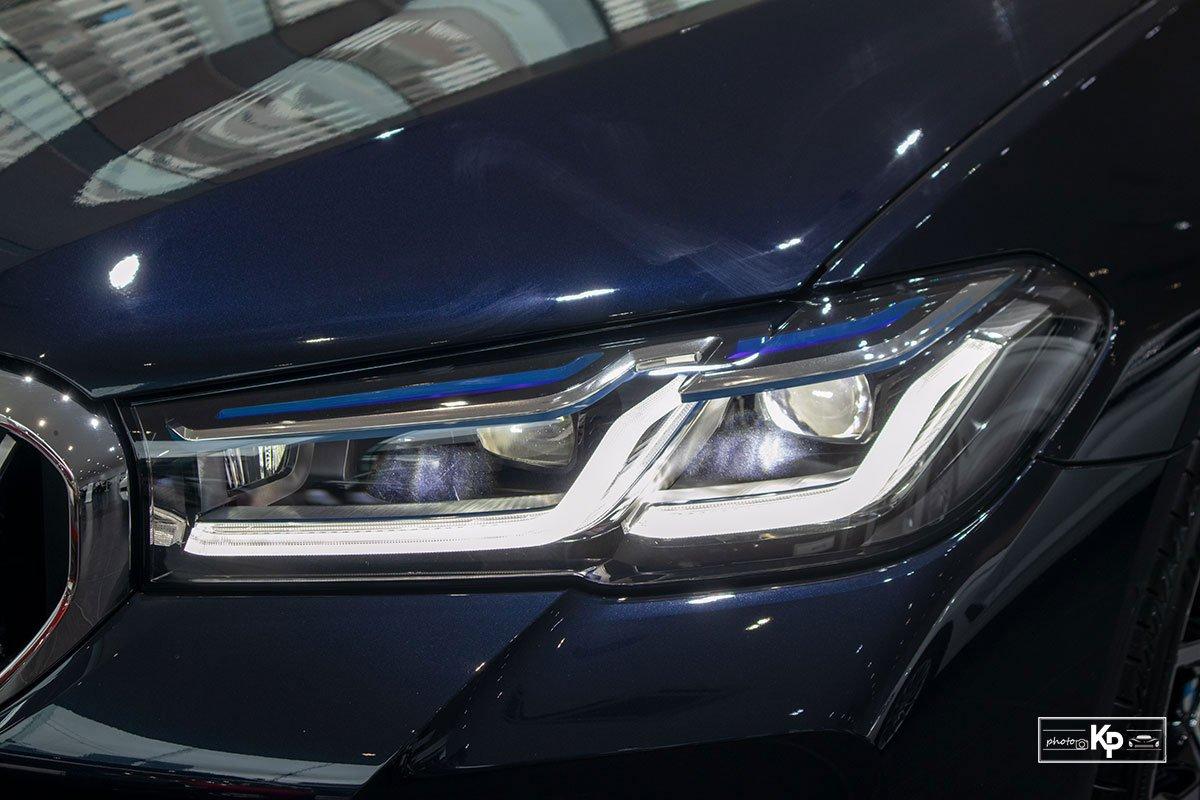 Ảnh Đèn pha xe BMW 5-Series 2021 1q