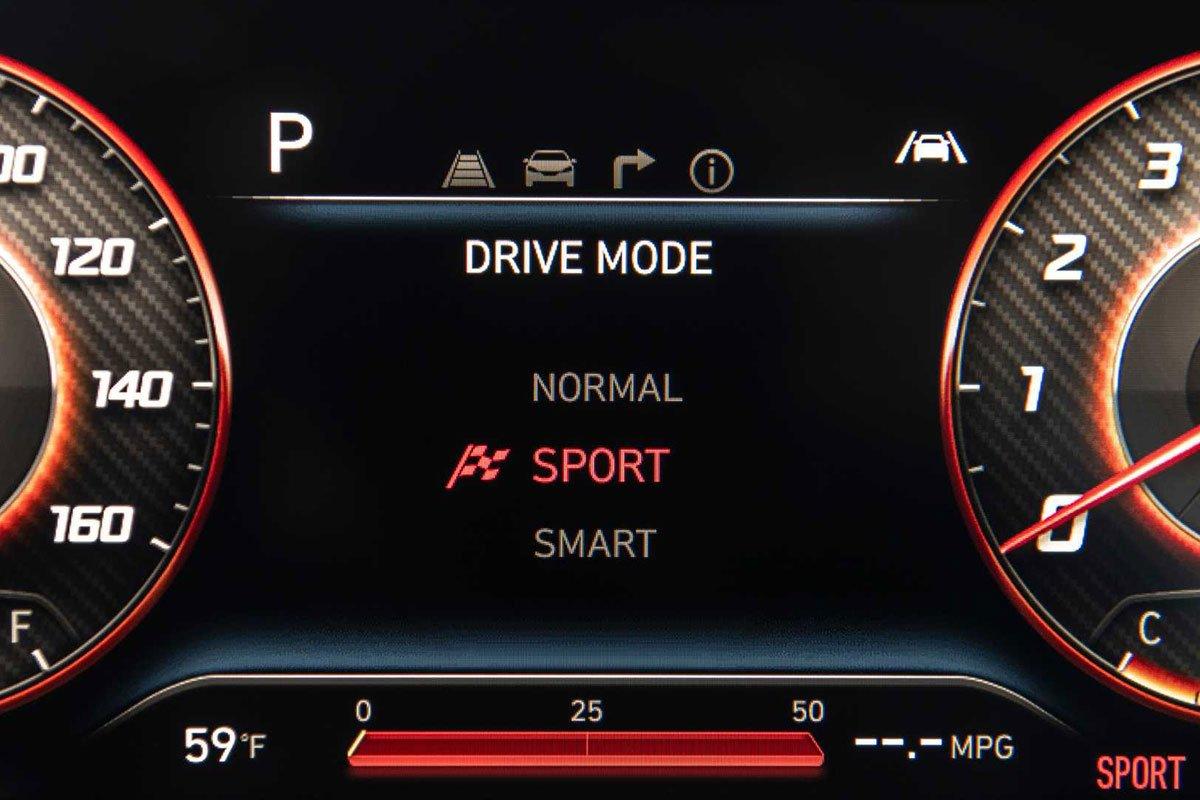 Ảnh Đồng hồ  xe Hyundai Santa Cruz 2022a1
