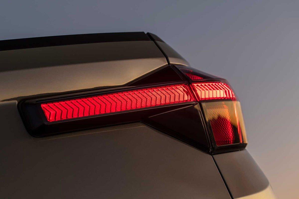 Ảnh Đèn hậu xe Hyundai Santa Cruz 2022
