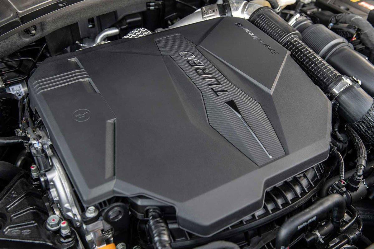 Ảnh Động cơ xe Hyundai Santa Cruz 2022
