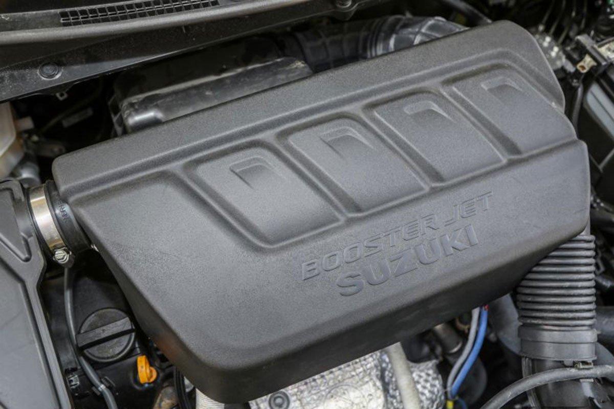 Ảnh Động cơ xe Suzuki Swift 2021