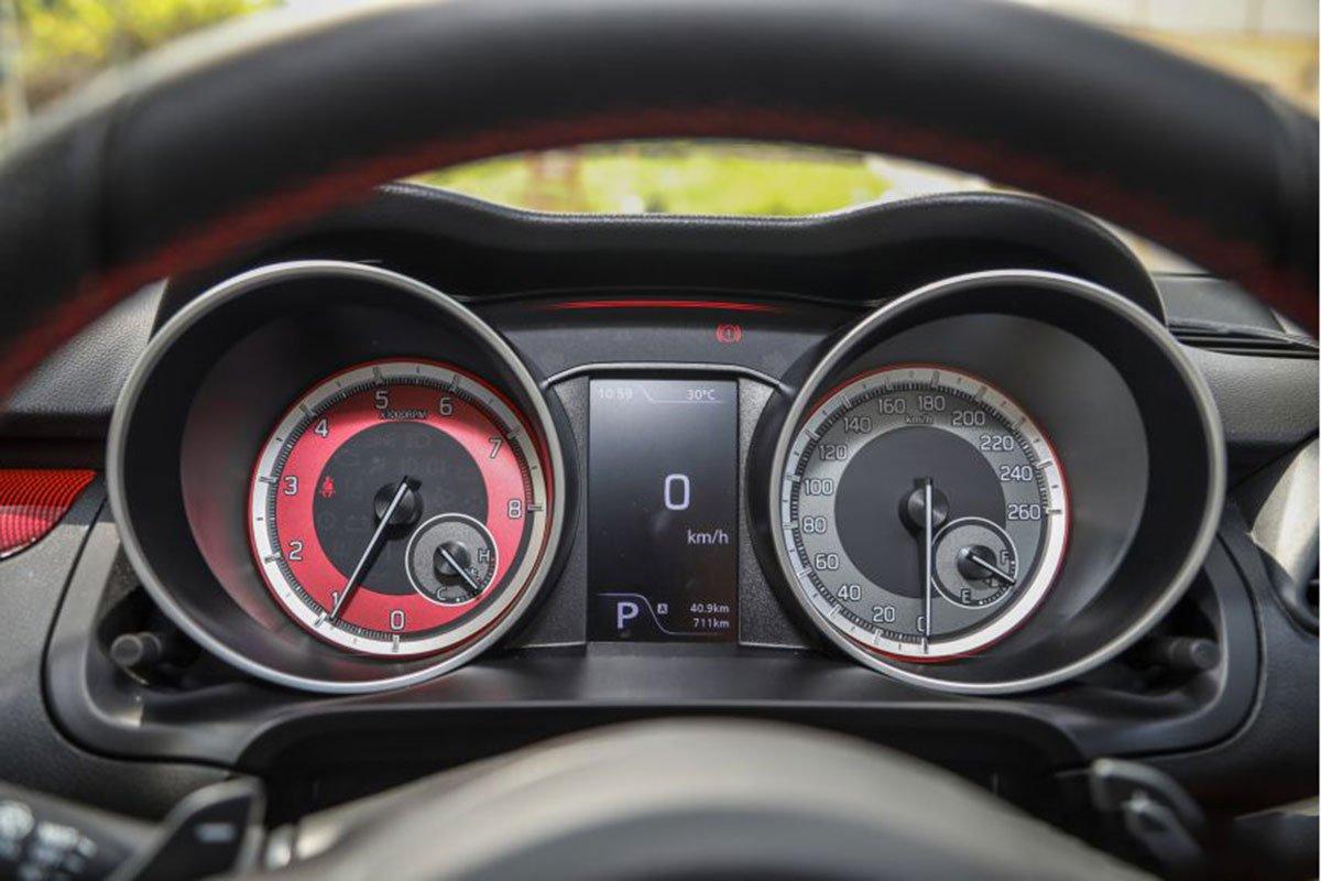 Ảnh Đồng hồ xe Suzuki Swift 2021