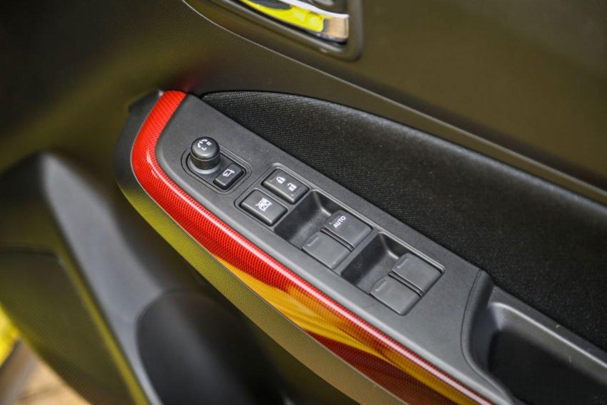 Ảnh Táp-lô xe Suzuki Swift 2021