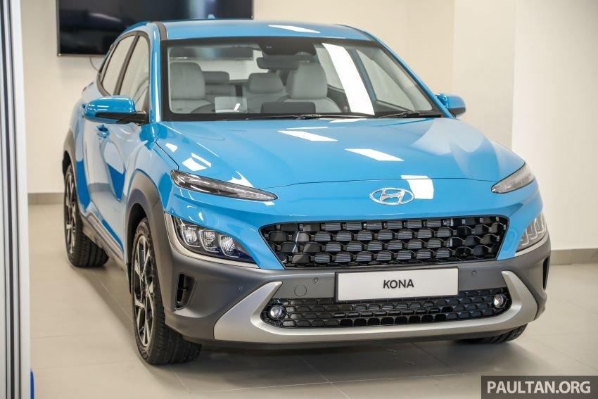 Hyundai Kona 2021 thế hệ mới lên kệ với giá từ 670 triệu đồng.