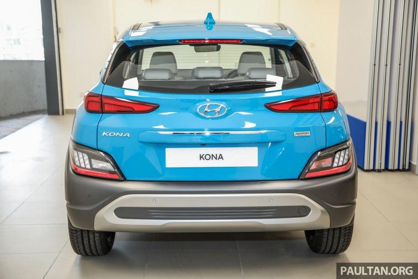 Hyundai Kona 2021 sẽ có thêm nhiều biến thể hơn trong thời gian tới.