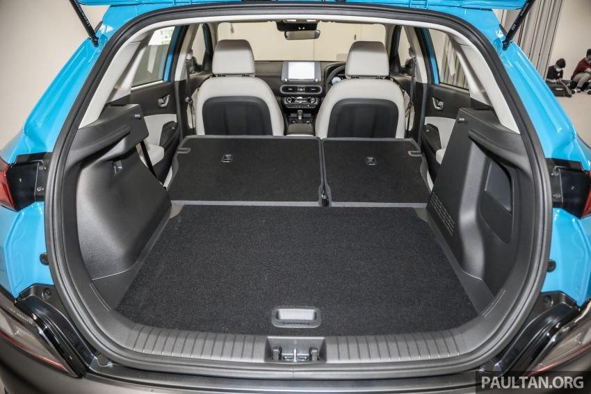 Hyundai Kona 2021 đảm bảo đủ khả năng phục vụ nhu cầu đa dạng của người dùng.