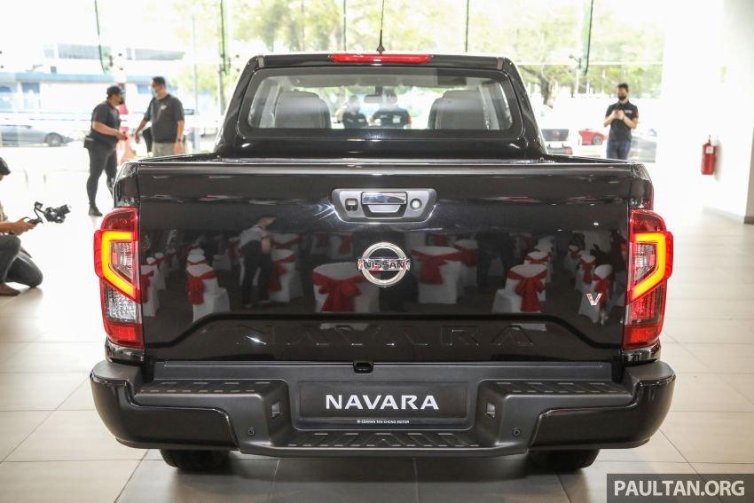 Nissan Navara 2021 đời mới tinh chỉnh sức mạnh.