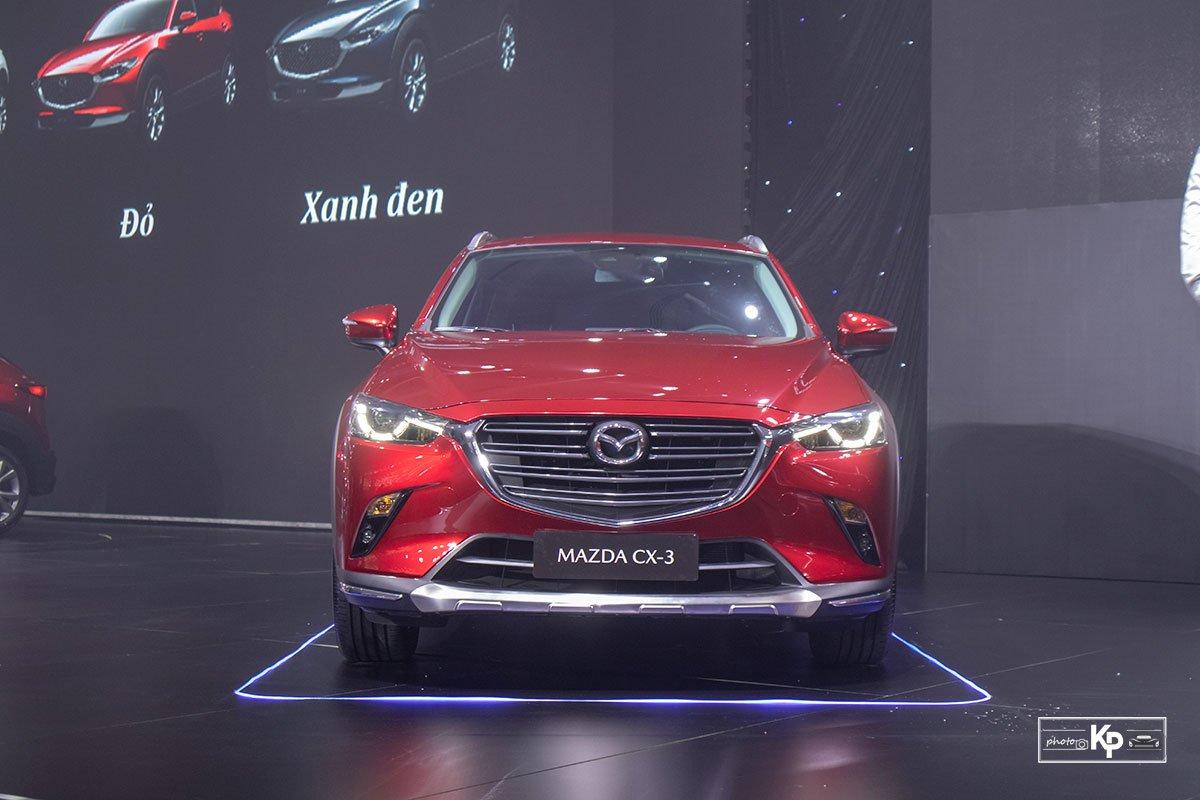 Giá lăn bánh Mazda CX-3 2021 mới nhất.
