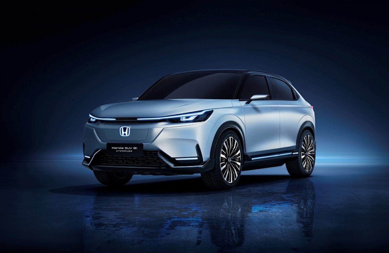 [Auto Shanghai 2021] Honda SUV E:Prototype Concept trình làng.