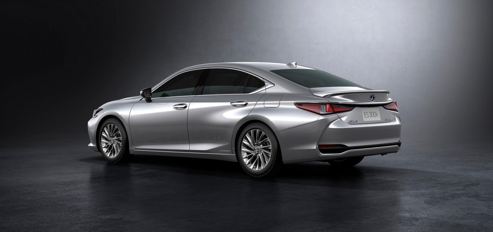 [Auto Shanghai 2021] Lexus ES 2022 facelift trở nên hấp dẫn, ấn tượng hơn nữa.