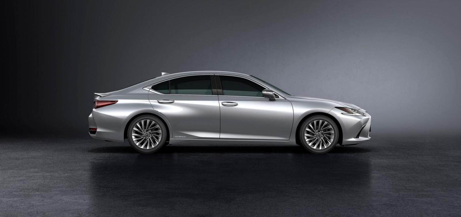 [Auto Shanghai 2021] Lexus ES 2022 facelift thiết kế mới mẻ.