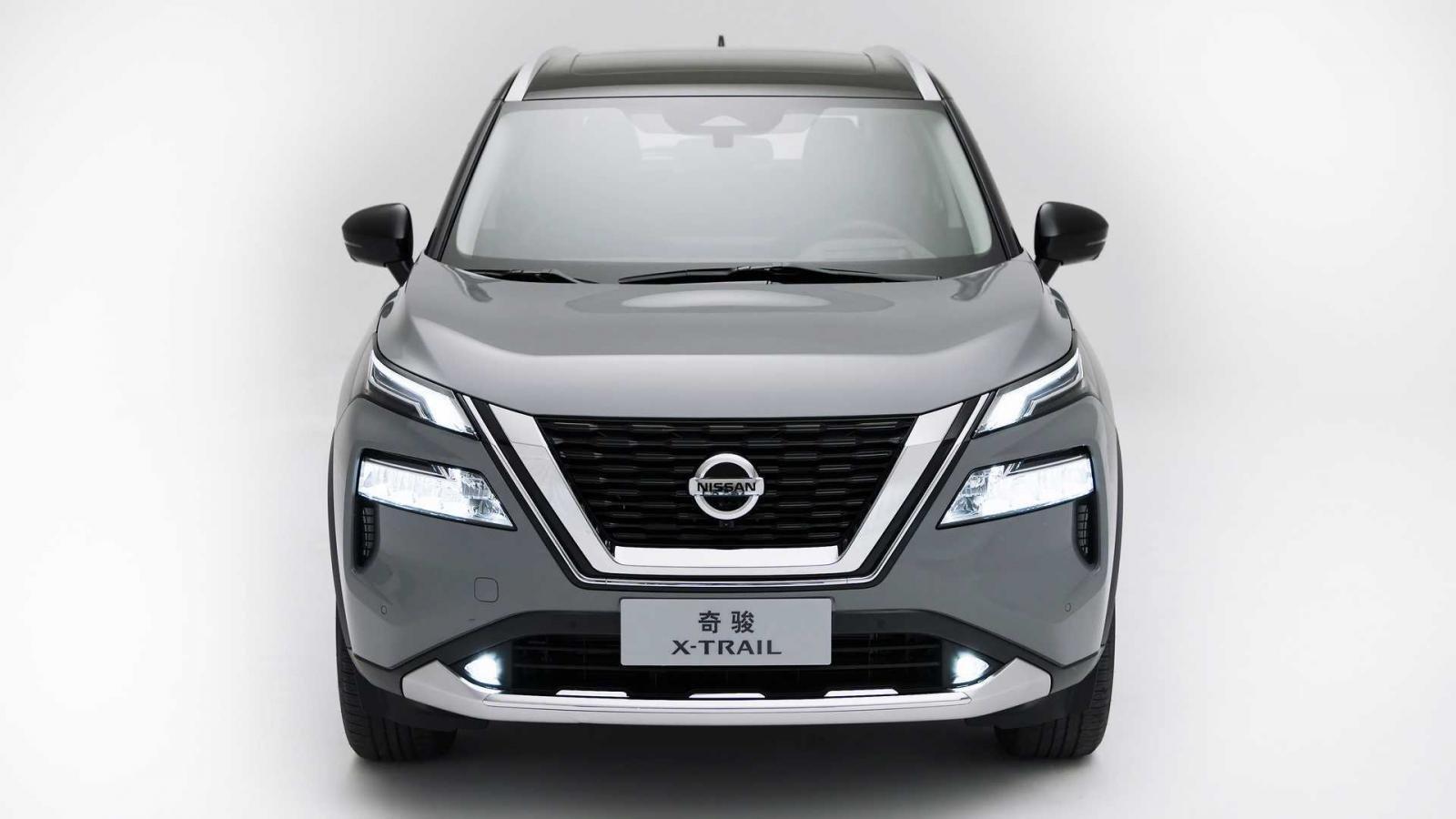 [Auto Shanghai 2021] Nissan X-Trail 2022 bắt mắt, ấn tượng hơn.