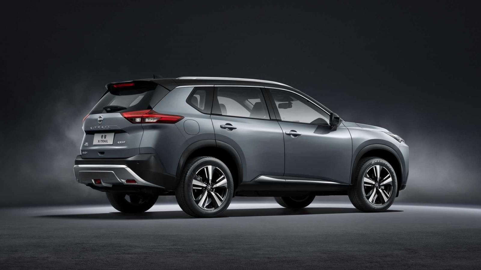[Auto Shanghai 2021] Nissan X-Trail 2022 xuất hiện với thiết kế năng động, thể thao hơn.