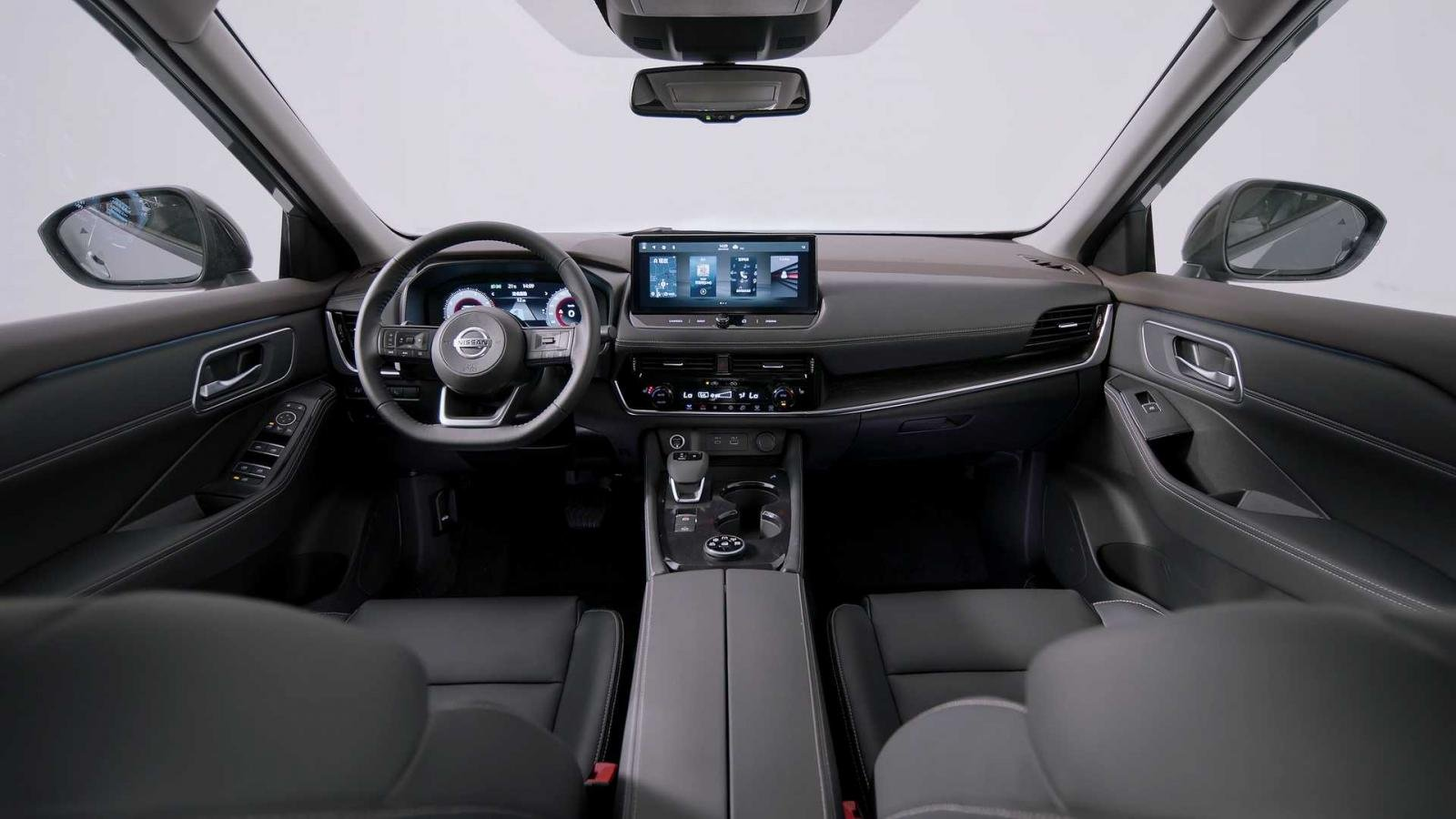 [Auto Shanghai 2021] Nissan X-Trail 2022 hứa hẹn mang đến trải nghiệm hoàn toàn mới.