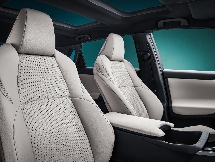 [Auto Shanghai 2021] Toyota bZ4X concept rộng rãi như 1 mẫu RAV4.