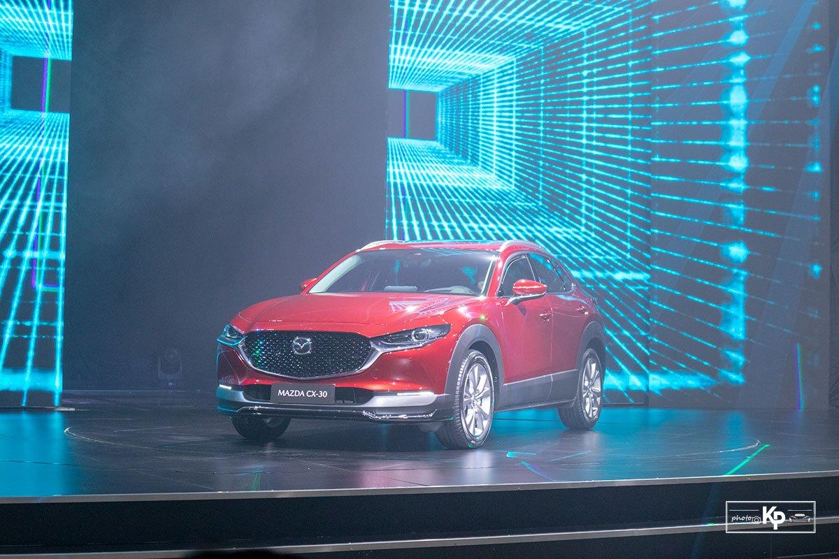 động cơ Mazda CX-30 2021.