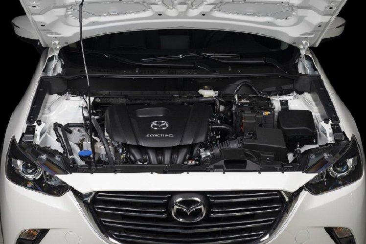 Động cơ Mazda CX-3.