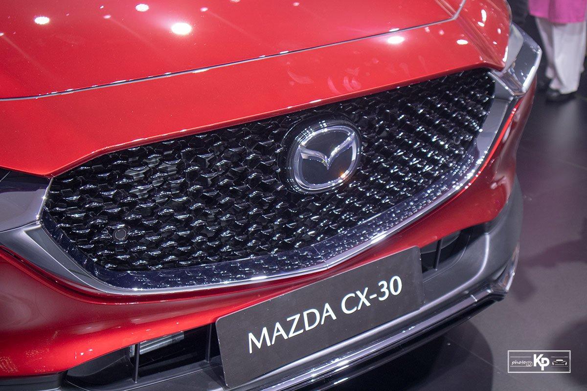 la-zăng Mazda CX-30 2021.