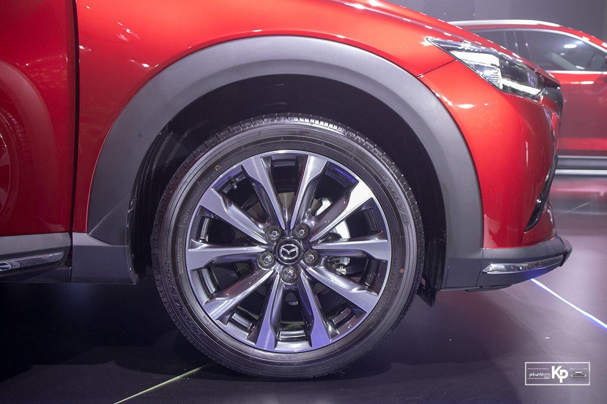 Bộ đôi SUV Mazda CX-3 và CX-30 2021 chính thức ra mắt a3