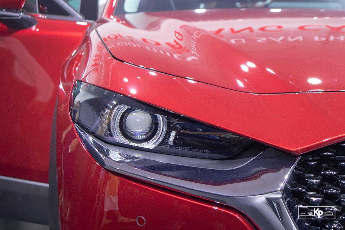 Bộ đôi SUV Mazda CX-3 và CX-30 2021 chính thức ra mắt a8