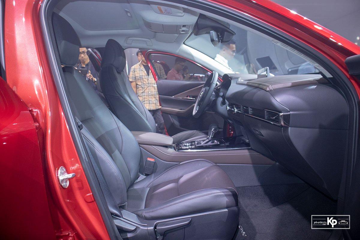 Bộ đôi SUV Mazda CX-3 và CX-30 2021 chính thức ra mắt a10