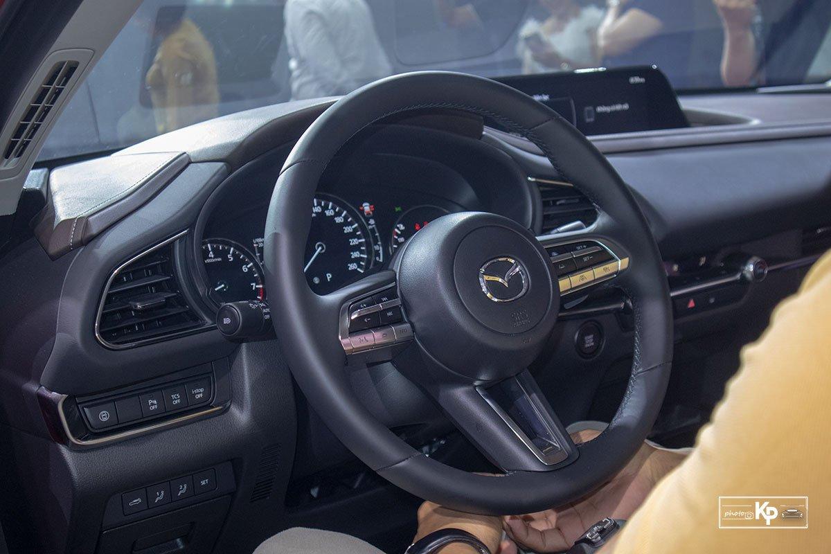 Bộ đôi SUV Mazda CX-3 và CX-30 2021 chính thức ra mắt a11