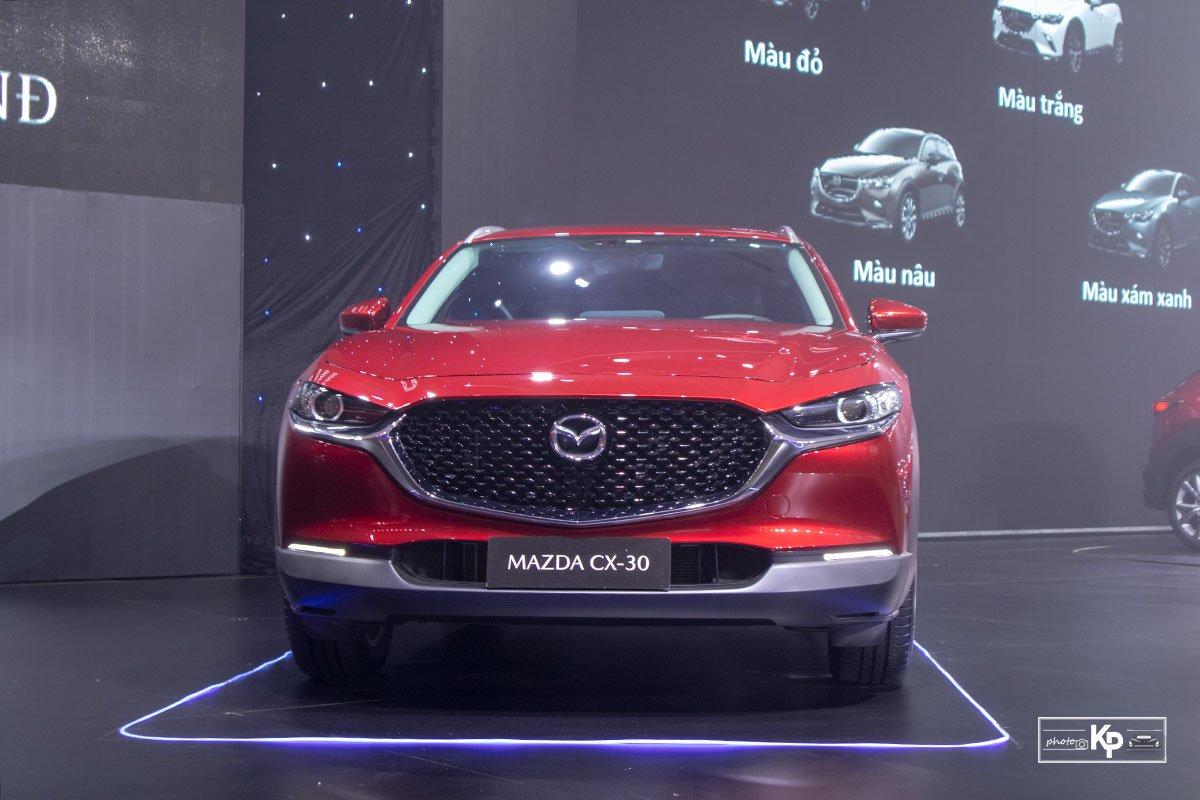 Bộ đôi SUV Mazda CX-3 và CX-30 2021 chính thức ra mắt a7