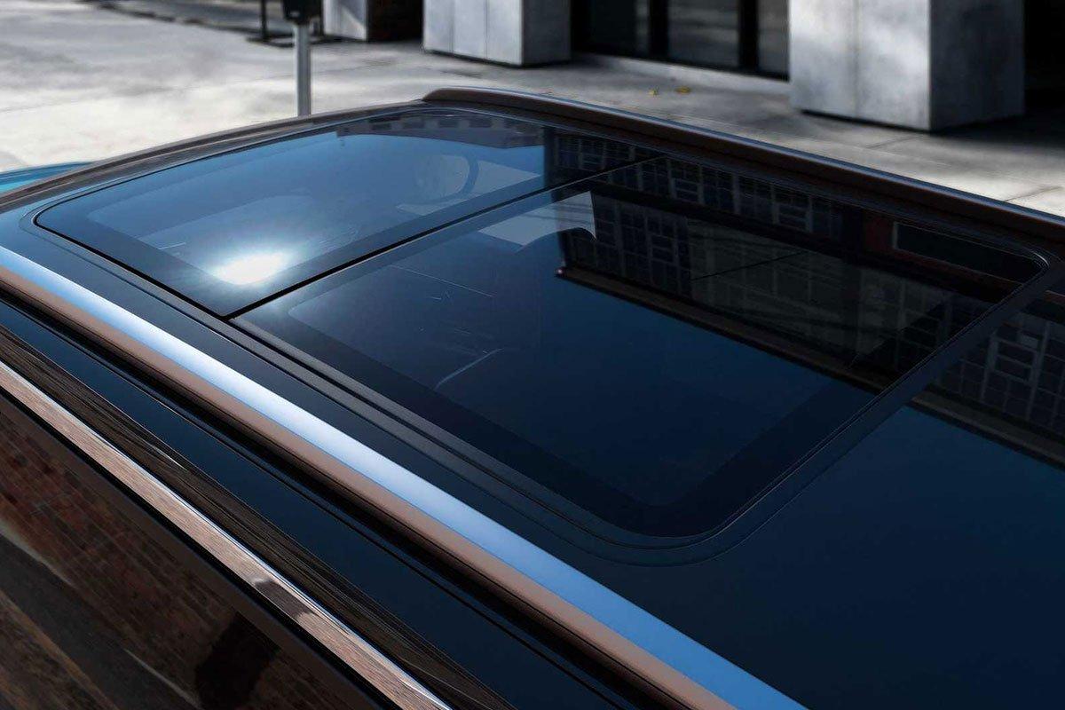 Ảnh Giá nóc xe Peugeot 5008 2021