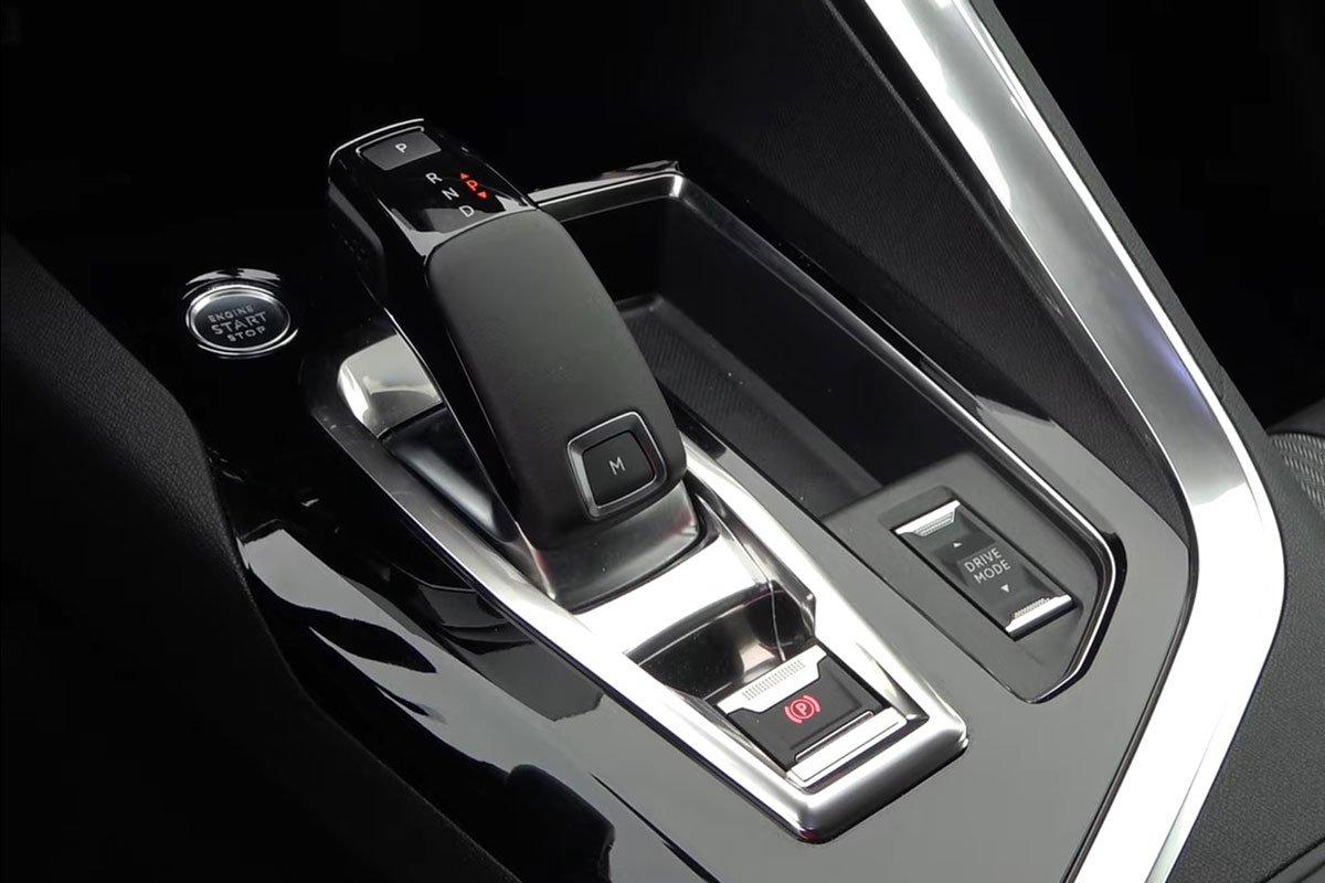 Ảnh An toàn xe Peugeot 5008 2021