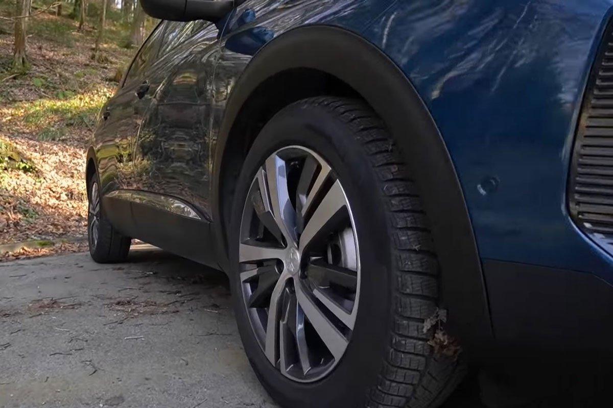 Ảnh La-zăng xe Peugeot 5008 2021