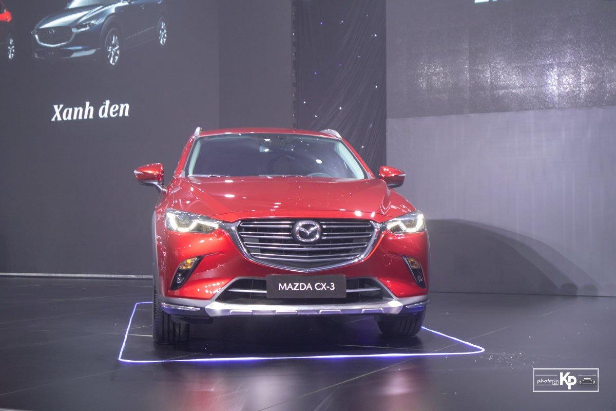 Thông số kỹ thuật xe hơi Mazda CX-3 2021: Kích thước 1