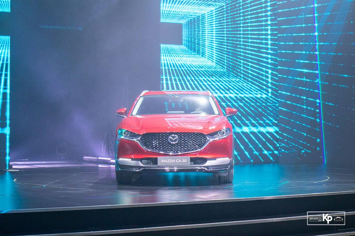 Mazda CX-30 2021 vận hành nhờ khối động cơ SkyActiv-G, 2.0L 1