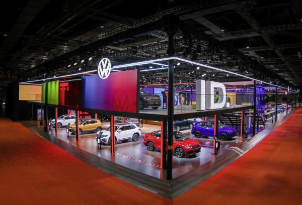 [Auto Shanghai 2021] Volkswagen tiết lộ 6 mẫu xe mới.