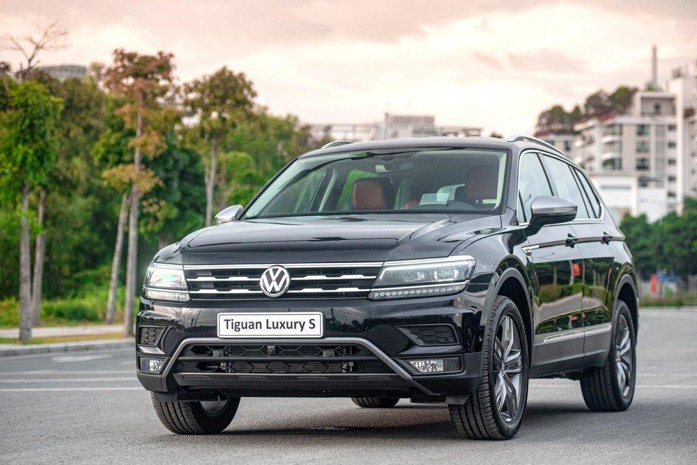 Volkswagen- Tiguan- Allspace