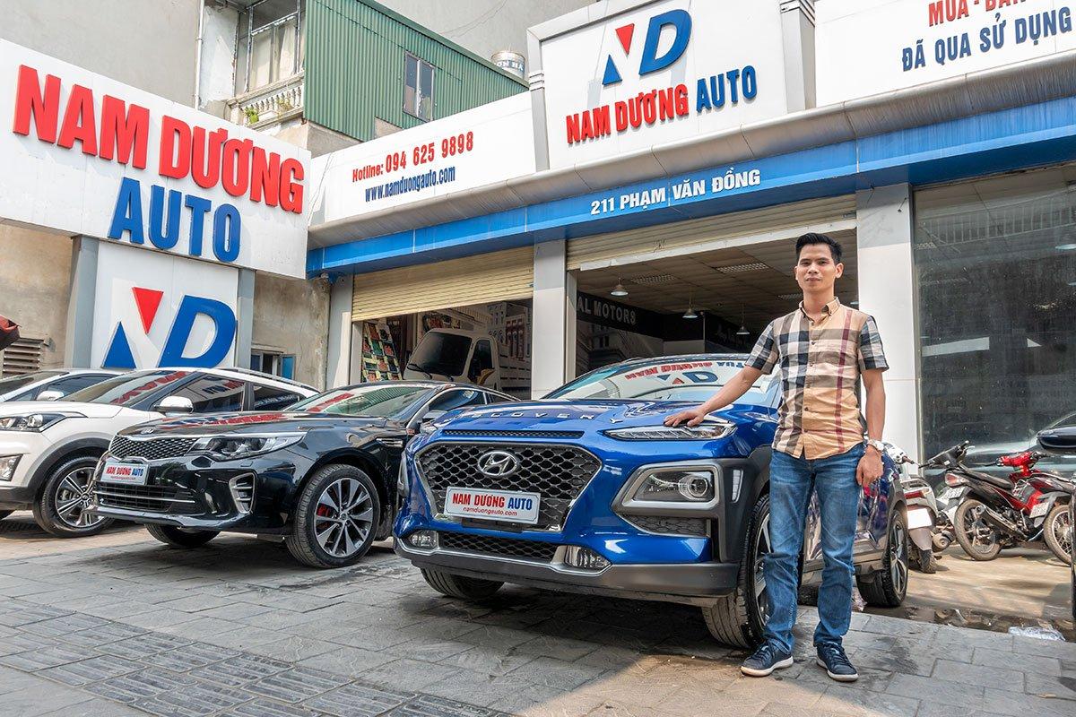 Nam Dương Auto 3.