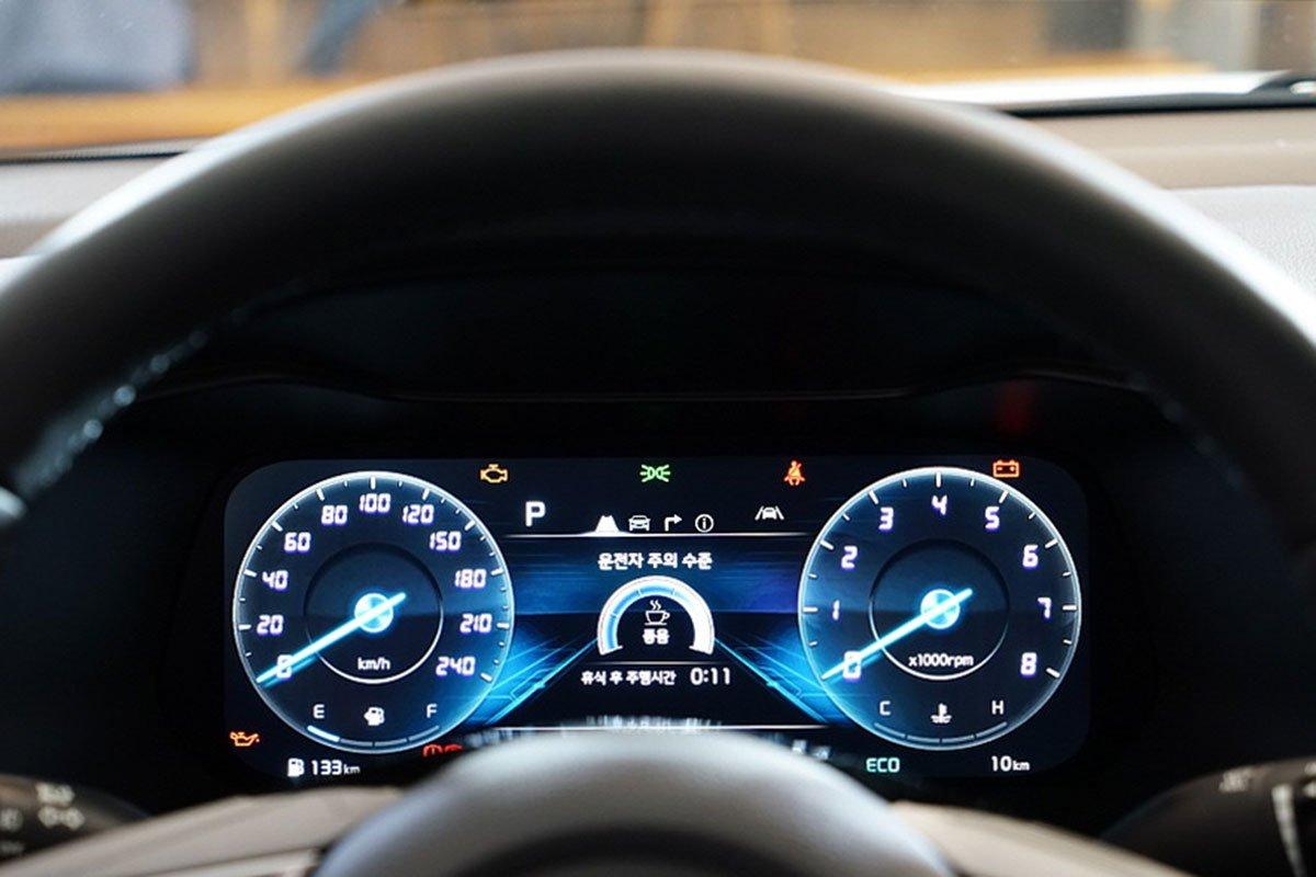 Ảnh Đồng hồ xe Kia Cerato 2022