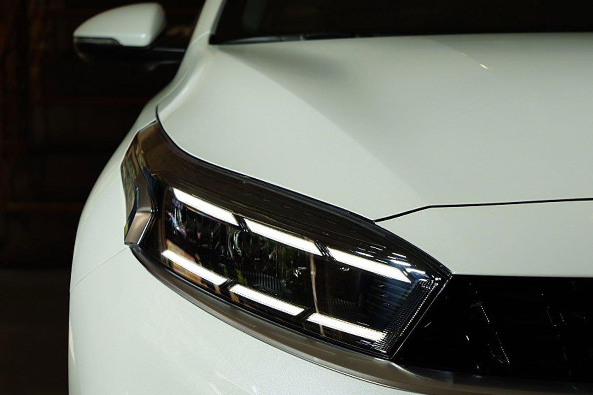 Ảnh Đèn pha xe Kia Cerato 2022