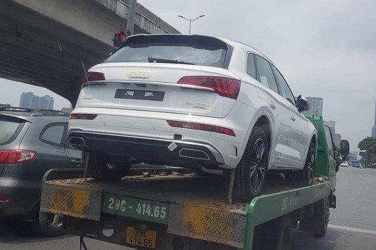 Audi Q5 2021 chính hãng đã lộ diện tại Việt Nam, BMW X3 dè chừng 1