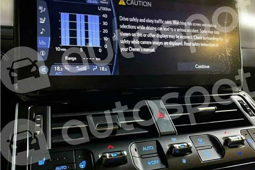 Lộ diện hàng dài Toyota Land Cruiser thế hệ mới tại bãi đỗ xe - Ảnh 3.