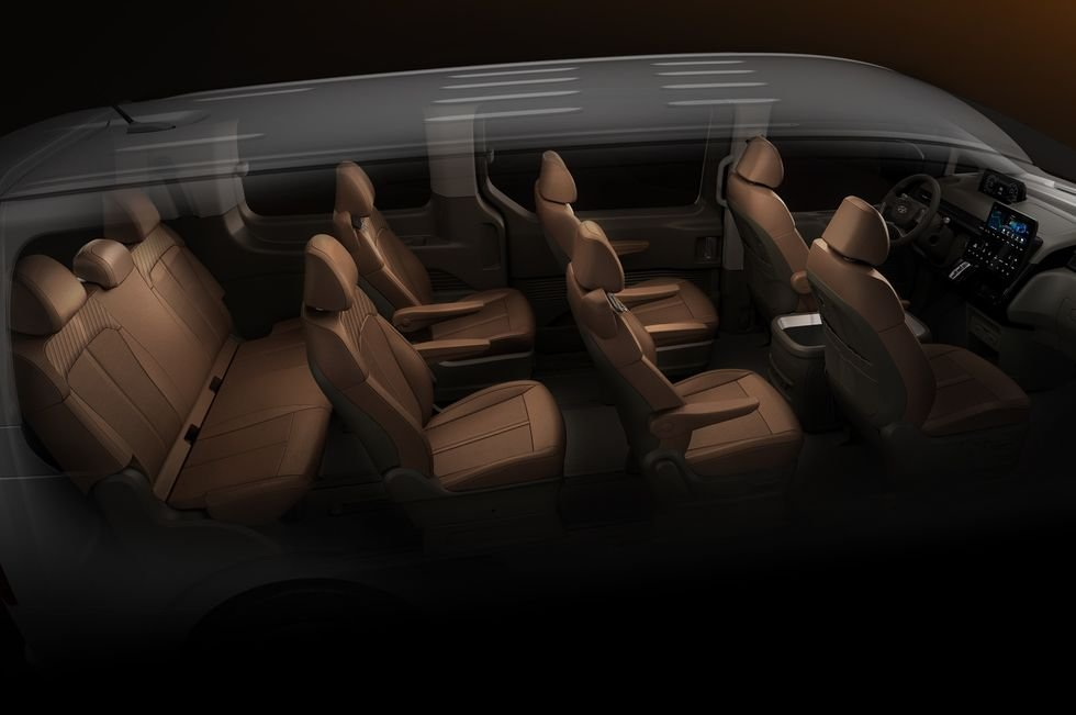 MPV Hyundai Staria đảm bảo cung cấp trải nghiệm lái tuyệt đỉnh.