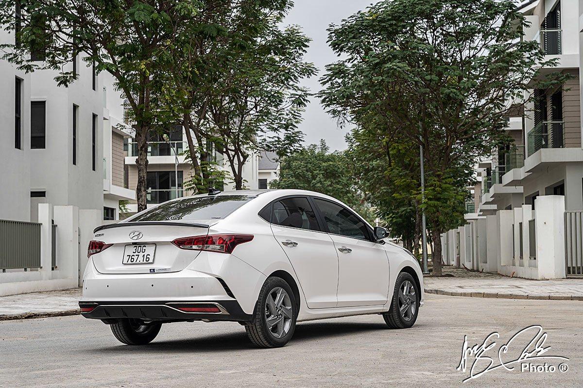 Ưu nhược điểm Hyundai Accent 2021 2.