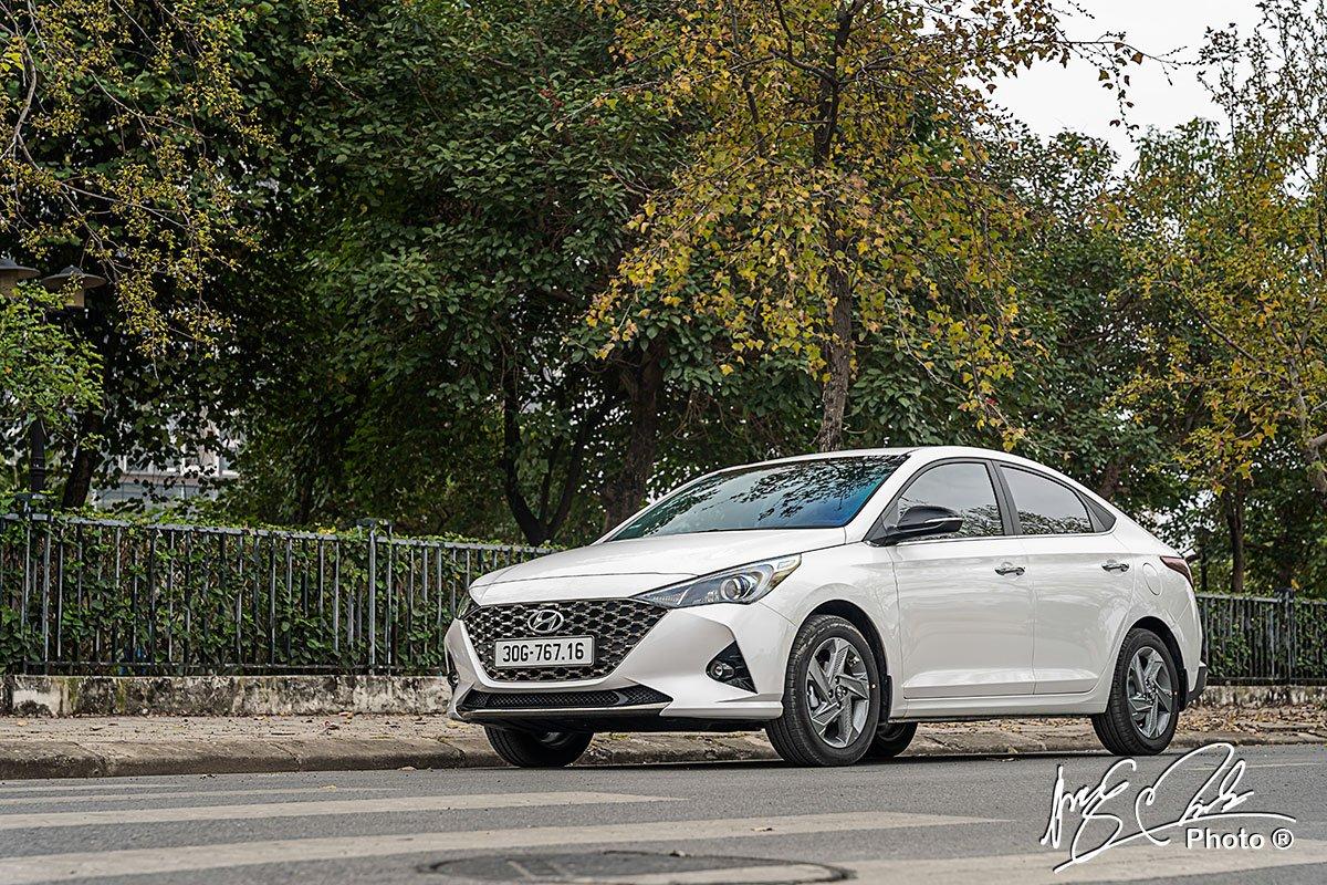 Ưu nhược điểm Hyundai Accent 2021.