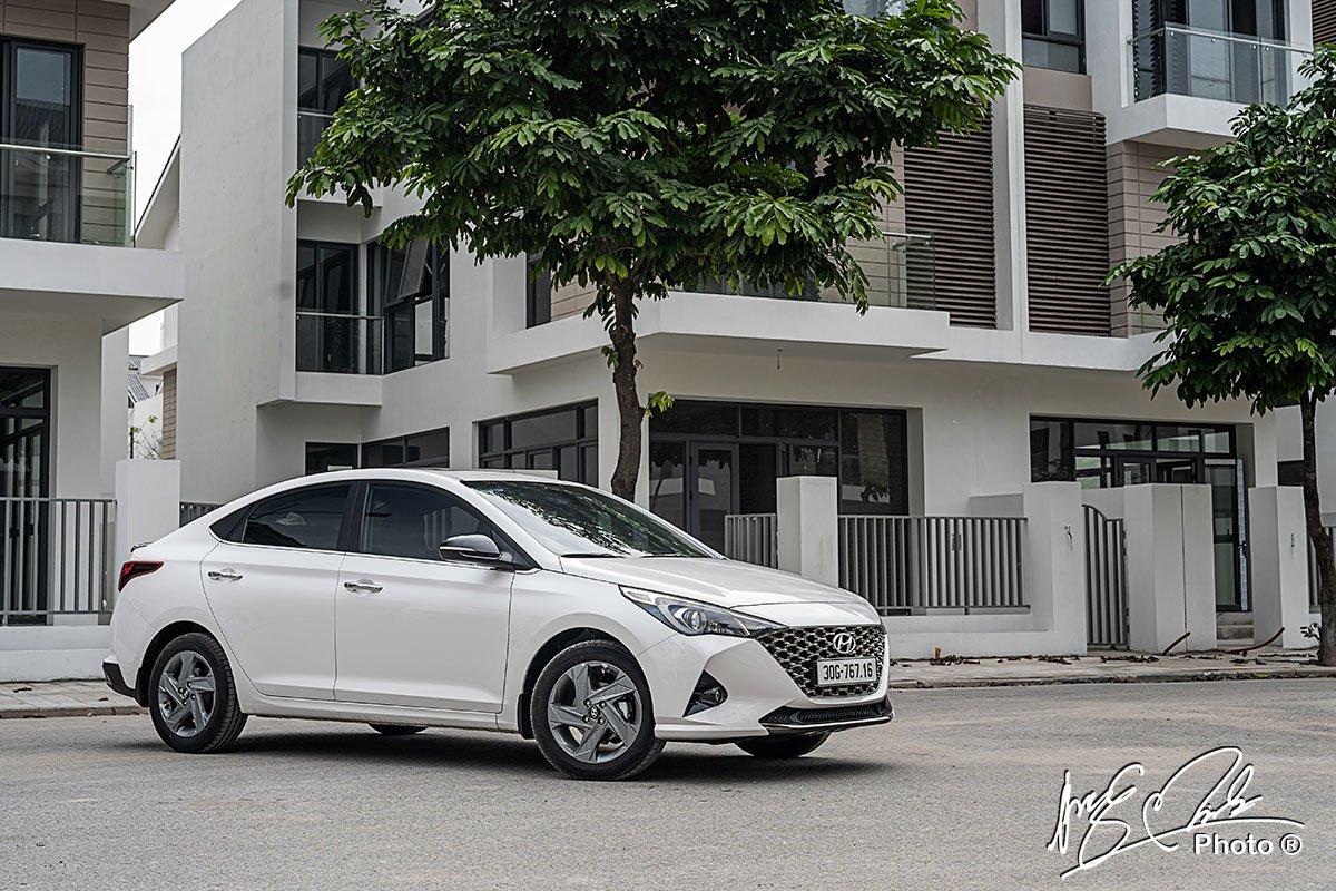 Ưu nhược điểm Hyundai Accent 2021 1.