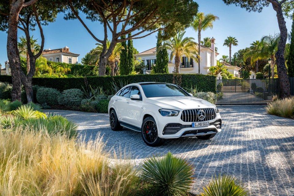 Mercedes-AMG GLE 53 4Matic+ Coupe mở bán tại Việt Nam, giá hơn 5 tỷ đồng 1
