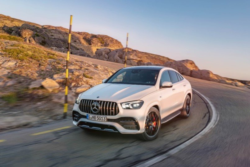 Mercedes-AMG GLE 53 4Matic+ Coupe cần 5,3 giây để tăng tốc từ 0 lên 100 km/h. 1