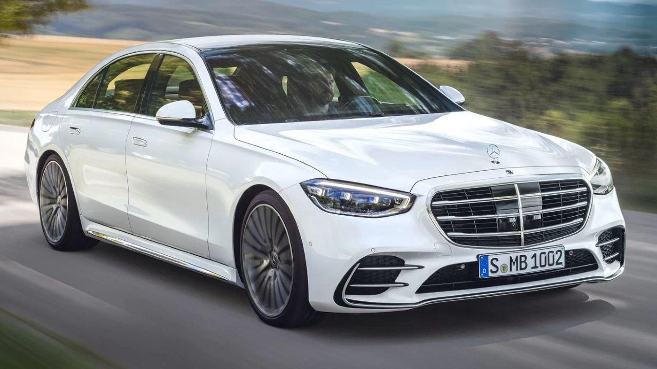 Mercedes-Benz S-Class giành giải xe sang thế giới của năm 2021.