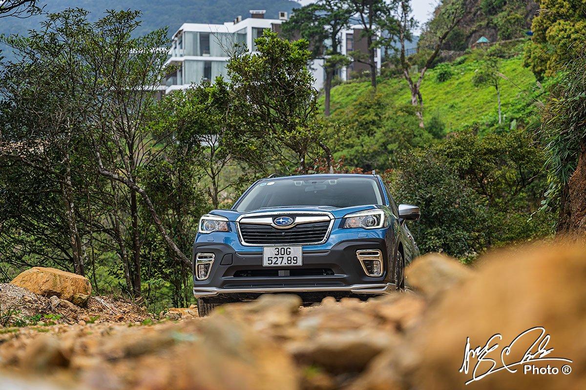 Ưu nhược điểm xe Subaru Forester 2021 a6