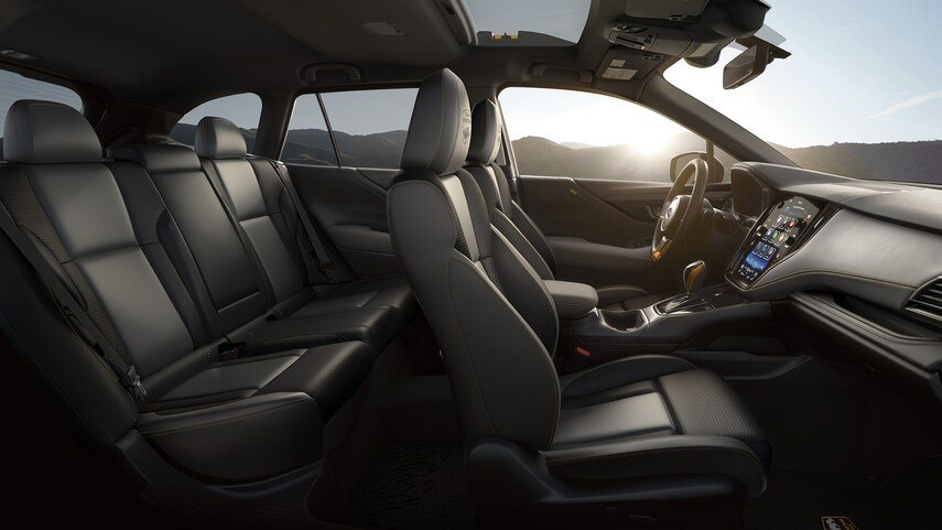 Subaru Outback 2022 đảm bảo sự thoải mái, độ an toàn người dùng là tiêu chí hàng đầu.